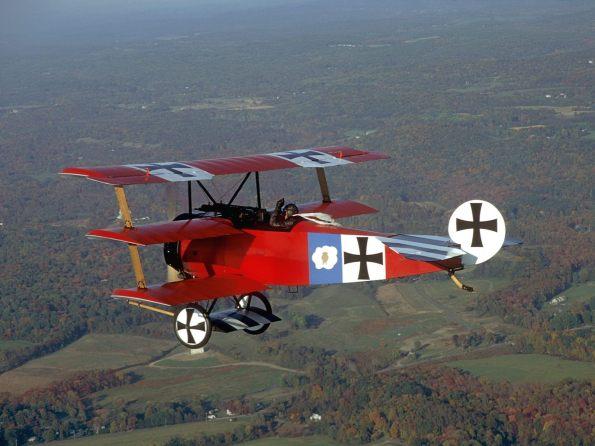 Rhinebeck Fokker DR